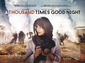 A Thousand Times Goodnight Poster