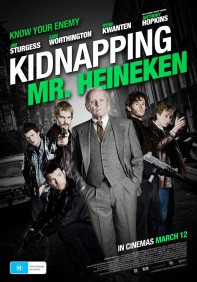 kidnapping mr heineken poster