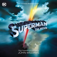 "Soundtrack Release: ""Superman: The Movie 3 CD Set"" - John Williams"