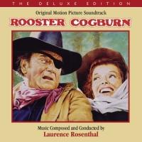 """Soundtrack Release: """"Rooster Cogburn"""" (1975) - Laurense Rosenthal"""