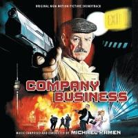 "Soundtrack Release: ""Company Business"" - Michael Kamen"