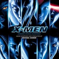 "Soundtrack Release: ""X-Men"" - Michael Kamen"