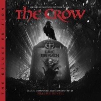 """Soundtrack Release: """"The Crow"""" - Graeme Revell"""